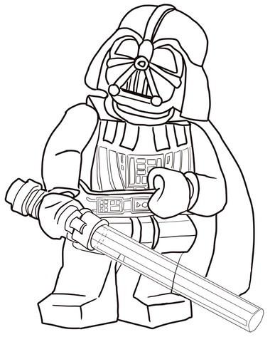 Lego Star Wars Ausmalbild Inspirierend Ausmalbild Lego Star Wars Darth Vader Färbung Star Wars Bilder Galerie