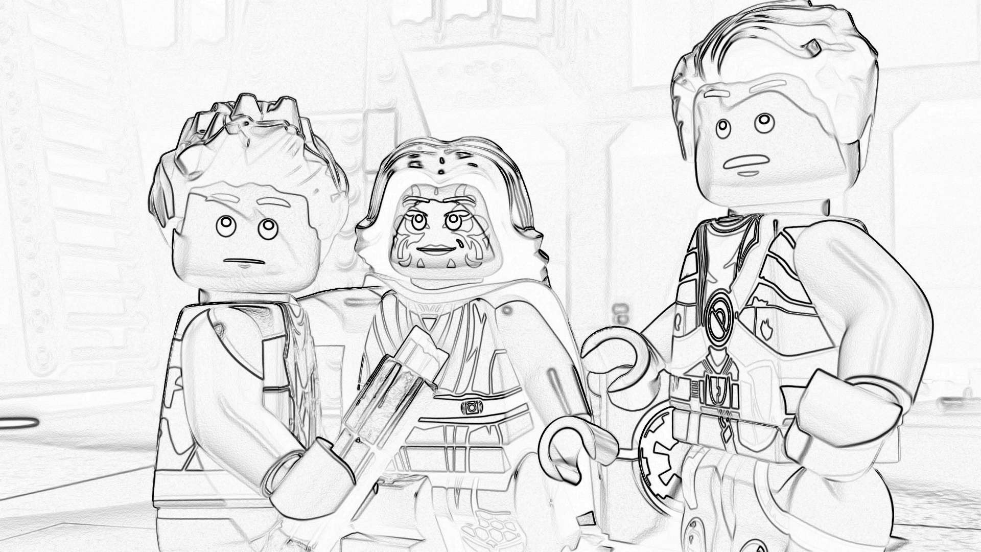 Lego Star Wars Ausmalbilder Frisch Lego Star Wars 3 Coloring Pages Free Lego Christmas Coloring Pages Galerie