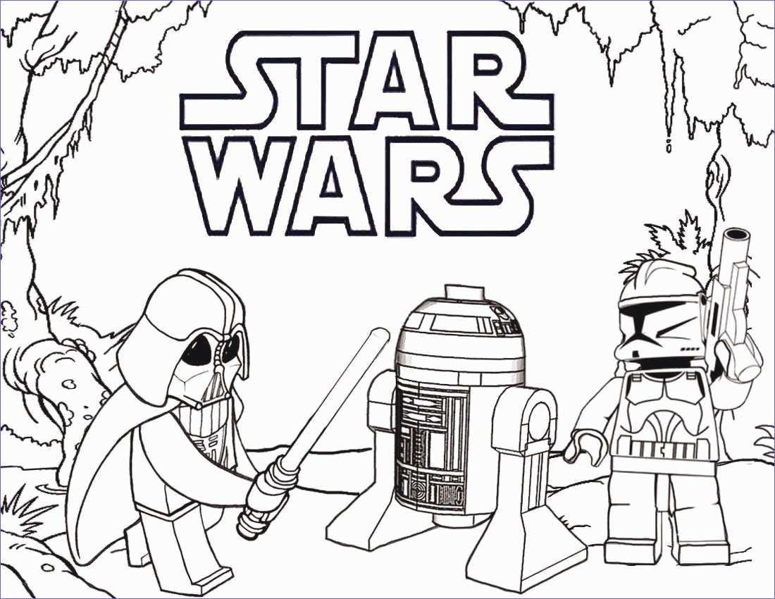 Lego Star Wars Ausmalbilder Frisch Lego Star Wars 3 Coloring Pages Star Wars Coloring Pages Awesome Das Bild