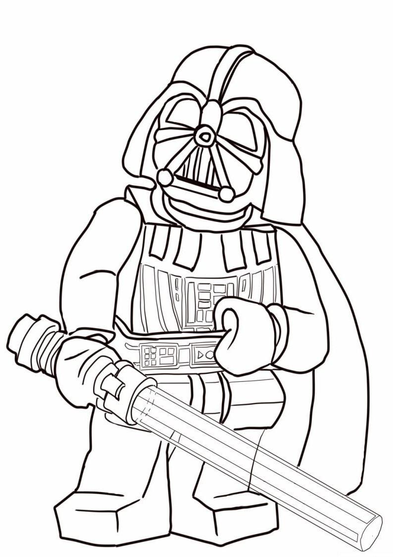 Lego Star Wars Malvorlagen Frisch 30 Einzigartig Ausmalbilder Lego Star Wars – Malvorlagen Ideen Fotos