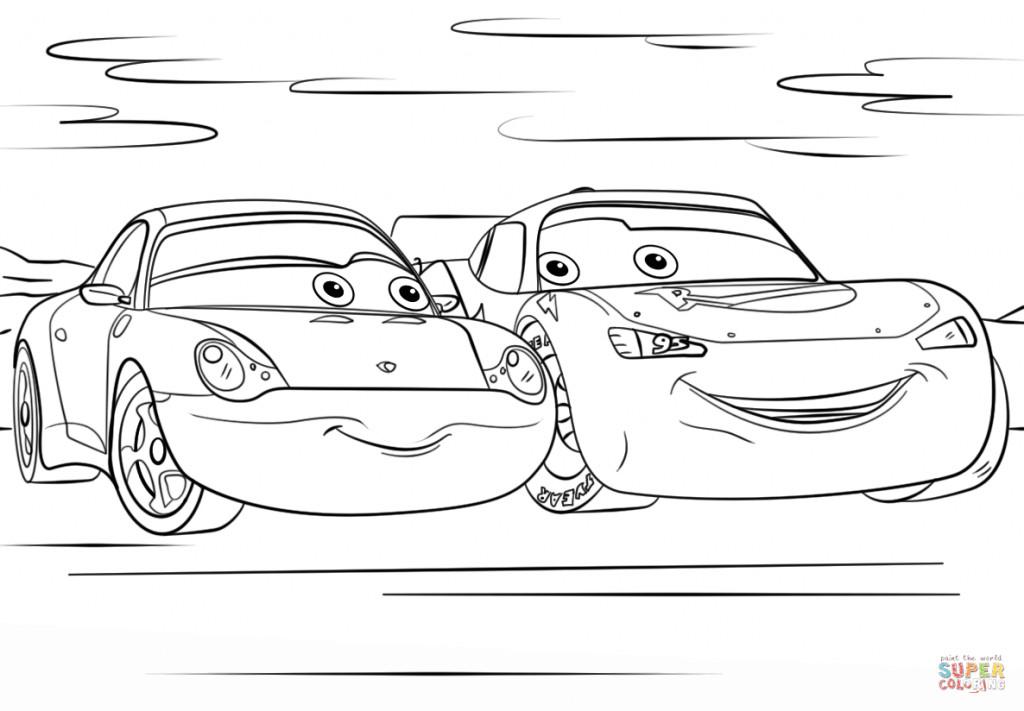 Lightning Mcqueen Ausmalbilder Genial Druckbare Malvorlage Ausmalbilder Cars 3 Beste Druckbare Bild