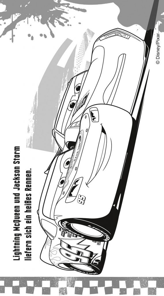 Lightning Mcqueen Ausmalen Neu Janbleil 40 Cars Ausmalbilder Lightning Mcqueen Scoredatscore Das Bild