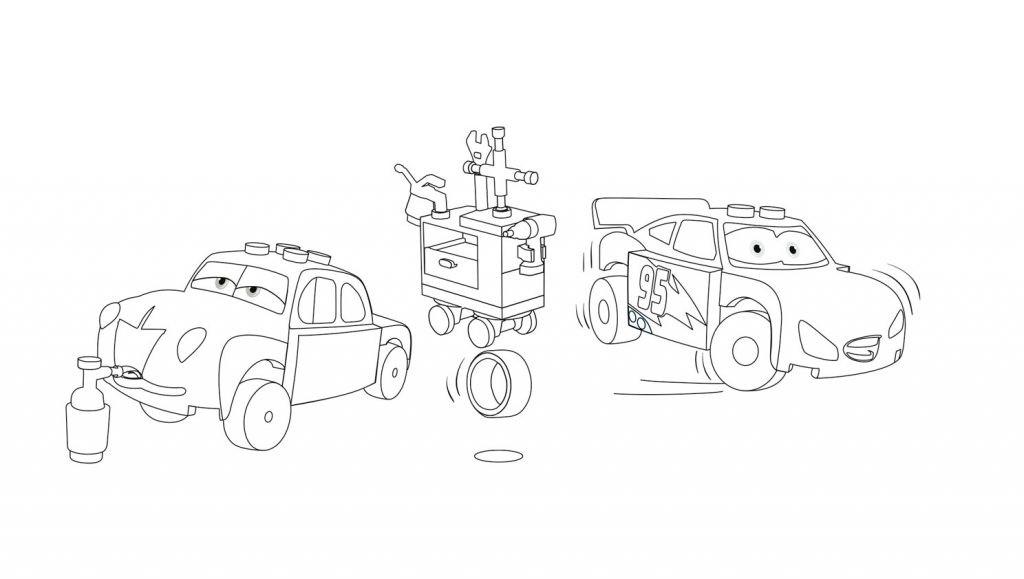 Lightning Mcqueen Ausmalen Neu Janbleil Konabeun Zum Ausdrucken Ausmalbilder Disney Cars Das Bild