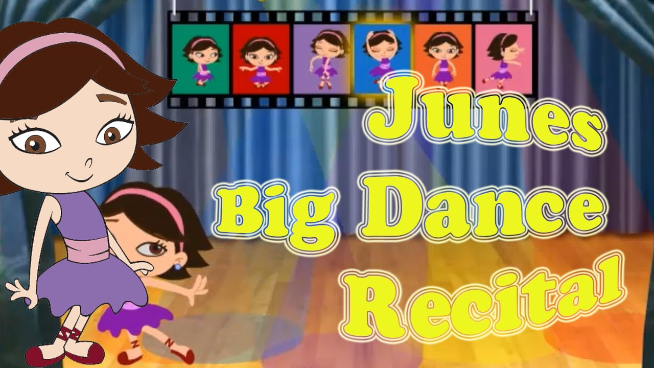 Little Einsteins Pizza Das Beste Von Little Einsteins Mission Junes Big Dance Recital Episode Disney Bild
