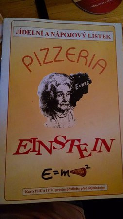 Little Einsteins Pizza Frisch Pizzeria Einstein Picture Of Pizzeria Einstein Prague Tripadvisor Sammlung