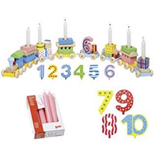 Malen Nach Zahlen 1-10 Frisch Goki Geburtstagszug Zirkus Zikuswelt Zahlen 1 10 10 Kerzen Susibelle Bilder