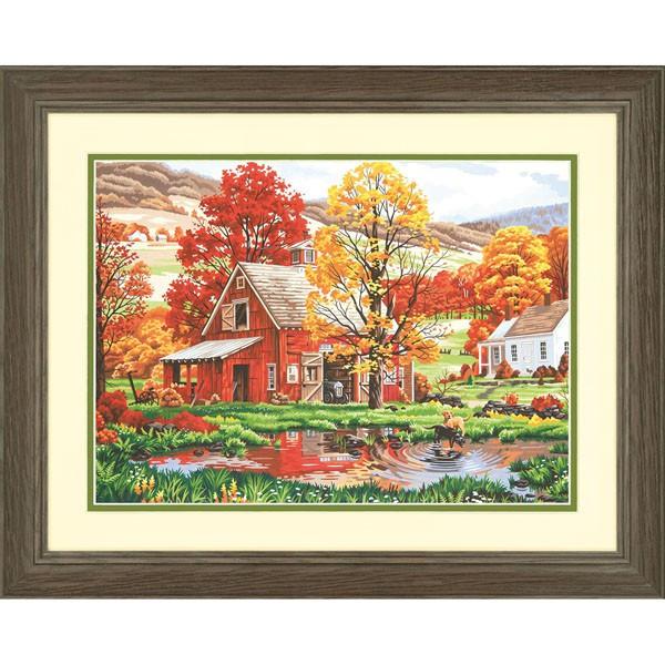 Malen Nach Zahlen 1-10 Genial Dimension Herbstfreunde Friends Of Autumn Das Bild