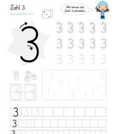 Malen Nach Zahlen 1-10 Inspirierend Zahlen 1 10 Schreiben Lernen Lernposter Vom Spielend Lernen Verlag Bild