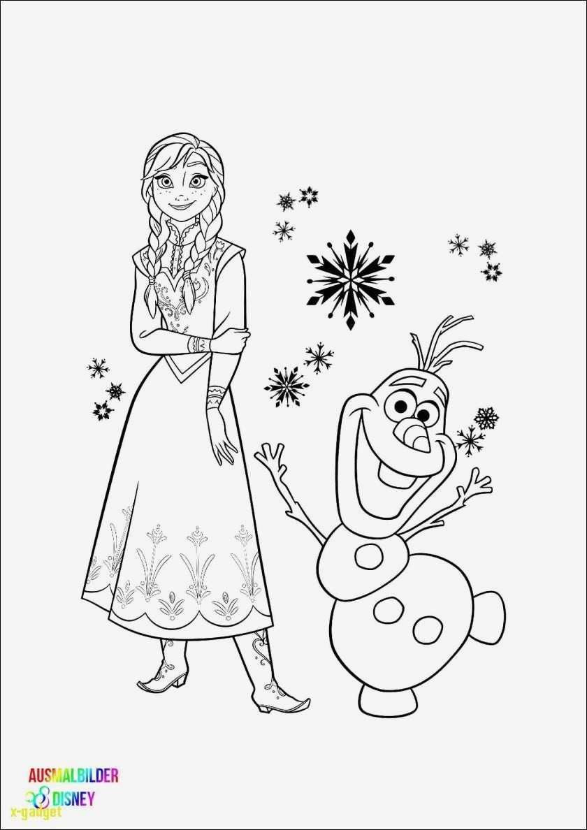 Malvorlage Anna Und Elsa Neu Elsa Und Anna Malvorlagen 40 Frozen Ausmalbilder Olaf Bilder