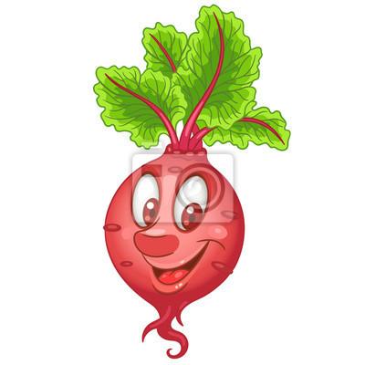 Malvorlage Baum Mit Wurzeln Inspirierend Cartoon Rüben Charakter Rote Bete Wurzeln Ernte Glückliches Stock