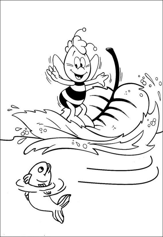 Malvorlage Biene Maja Einzigartig 21 Neu Ausmalbilder Biene Maja – Malvorlagen Ideen Das Bild