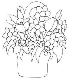 Malvorlage Blumen ornamente Frisch 198 Besten Malvorlage Bilder Auf Pinterest In 2018 Bilder