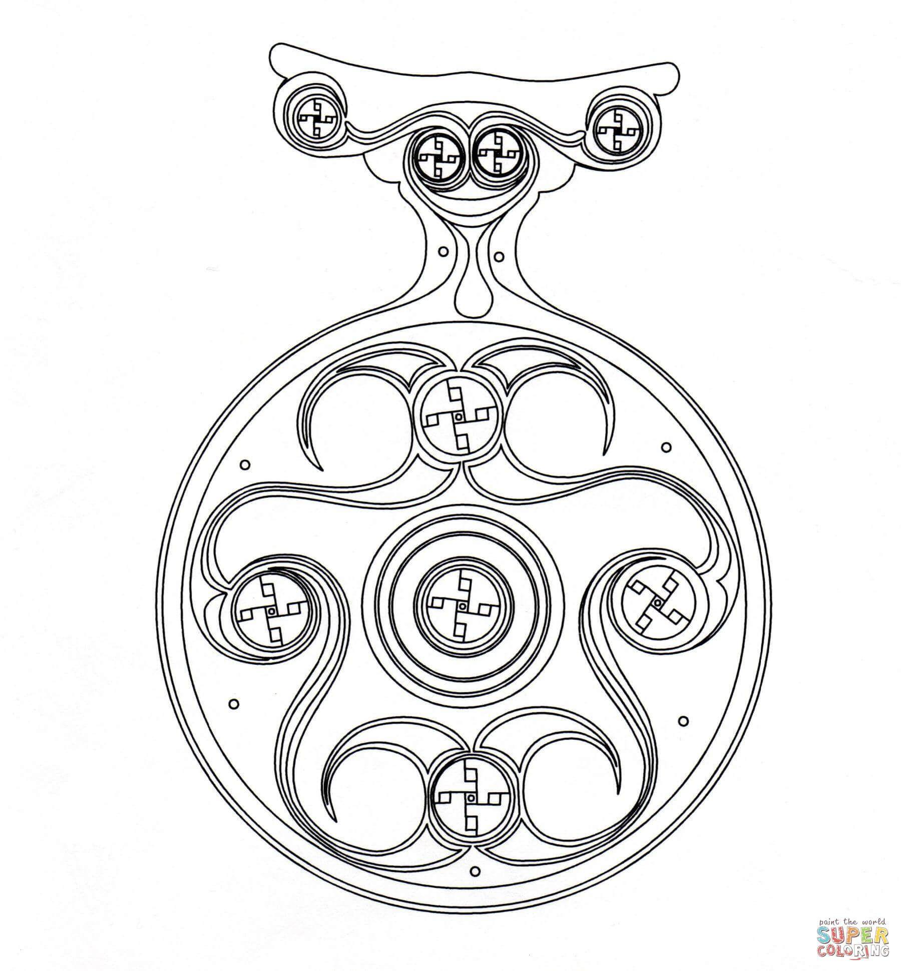 Malvorlage Blumen ornamente Frisch Malvorlagen 1001 Luxus Celtic ornament ornament 3 Celtic Middle Ages Bilder