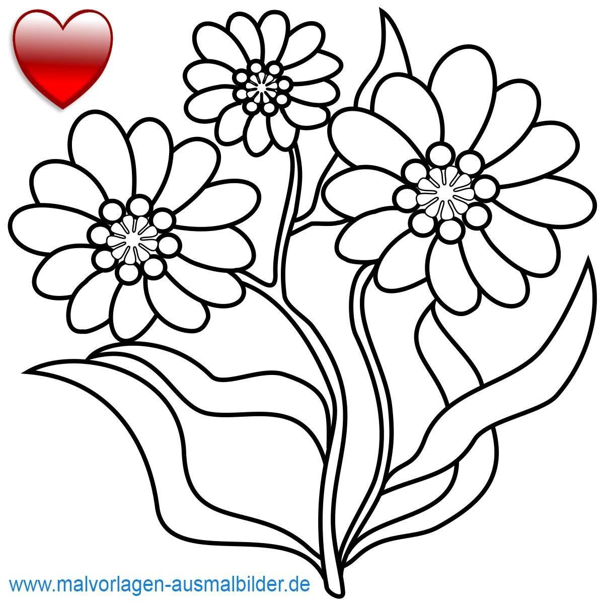 Malvorlage Blumen ornamente Frisch Malvorlagen Für Erwachsene Kostenlose Druckvorlagen Frisch Bilder