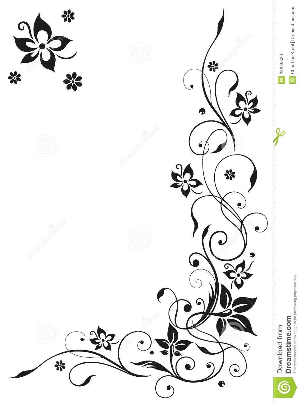 Malvorlage Blumen ornamente Frisch Malvorlagen ornamente Kostenlos Genial Bilderrahmen Ohne Rahmen Fotos