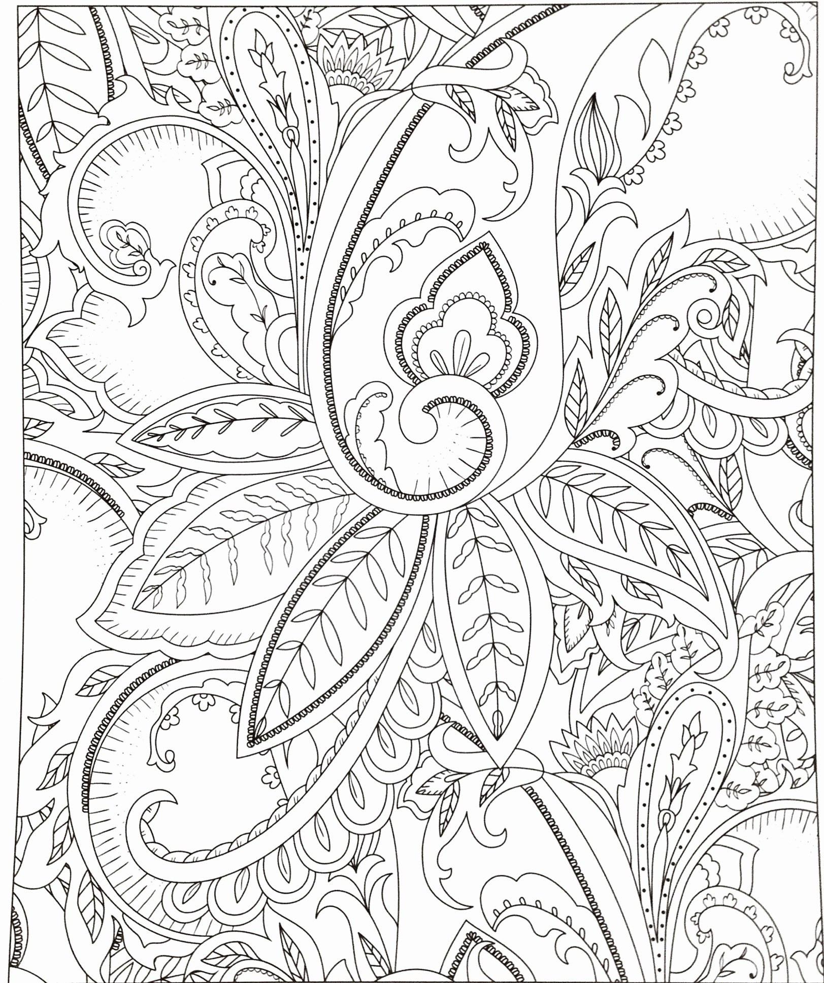 Malvorlage Blumen ornamente Genial 40 Ausmalbilder Blumen Zum Ausdrucken Scoredatscore Frisch Bild
