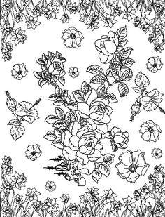 Malvorlage Blumen ornamente Neu 9398 Besten Malvorlagen Bilder Auf Pinterest In 2018 Fotografieren