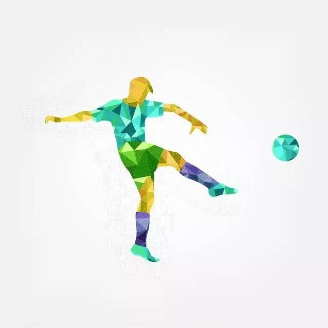 Malvorlage König Der Löwen Genial Vecteur Libre Fuballspieler Abstrakte Vorlage Bild