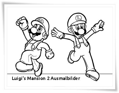 Malvorlage Super Mario Einzigartig 22 Luigi S Mansion 2 Ausmalbilder Colorbooks Colorbooks Stock