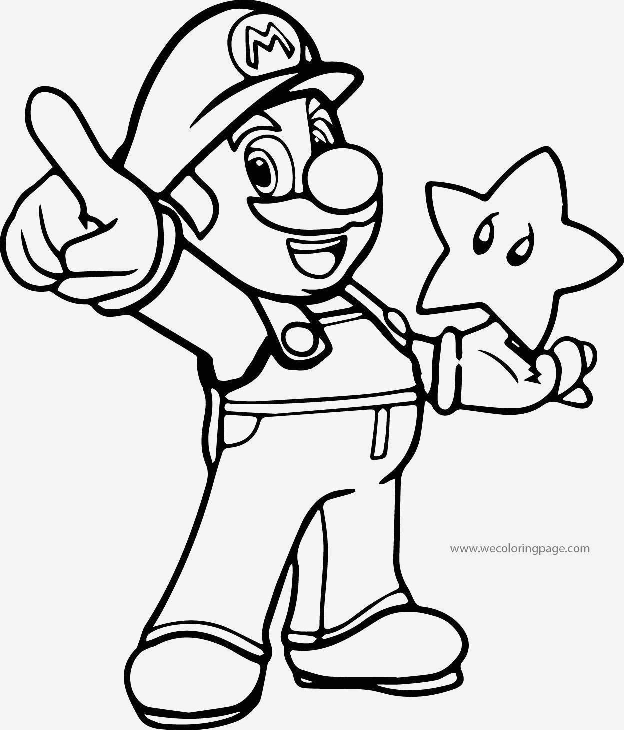 Malvorlage Super Mario Inspirierend Spannende Coloring Bilder Super Mario Malvorlagen Fotos