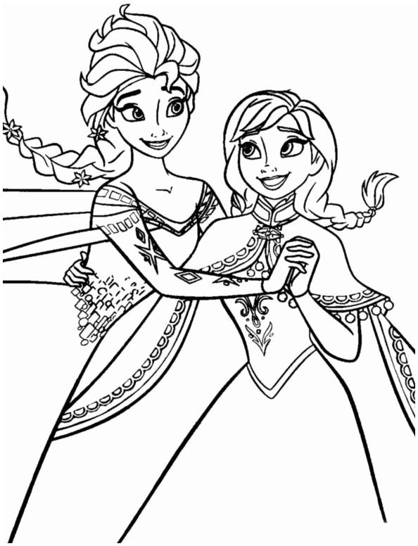 Malvorlagen Anna Und Elsa Zum Ausdrucken Genial 47 Luxus Lager Von Anna Und Elsa Ausmalbilder Zum Ausdrucken Das Bild