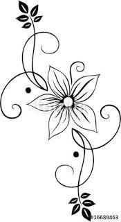 Malvorlagen Blumen Ranken Das Beste Von Ausmalbilder Blumen Ranken 01 Zeichnen Pinterest Bild