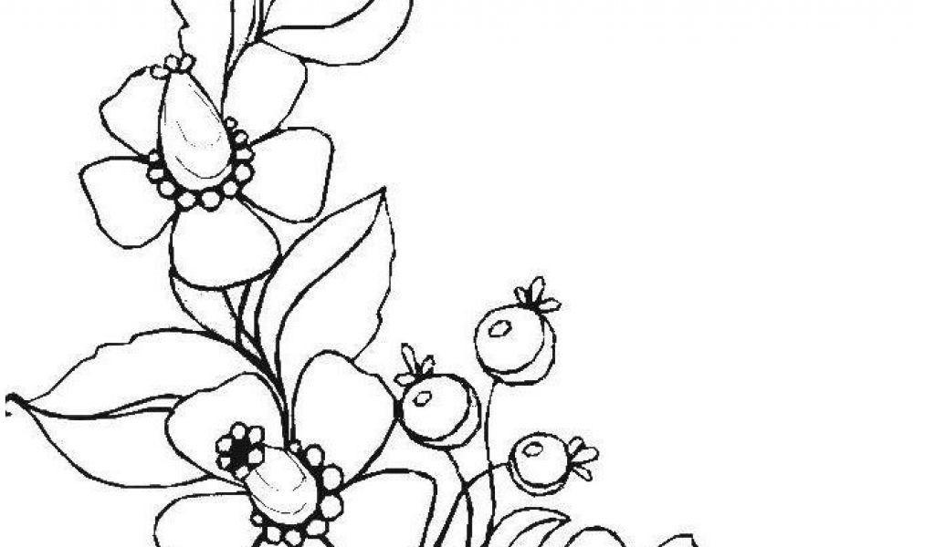 Malvorlagen Blumen Ranken Einzigartig 24 Inspirierend Ausmalbilder Blumen – Malvorlagen Ideen Sammlung