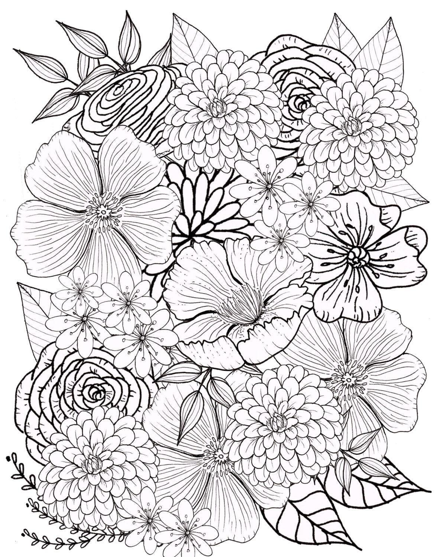 Malvorlagen Blumen Ranken Kostenlos Inspirierend Karte Blumen Neuestes S S Media Cache Ak0 Pinimg originals 0d F2 3a Das Bild
