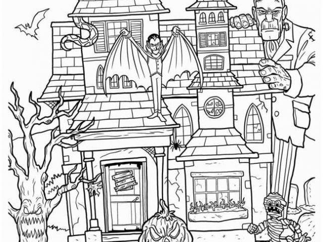 Malvorlagen Halloween Geist Einzigartig Halloween Ausmalbilder Halloween Malblatt Halloween Ausmalbilder Bild