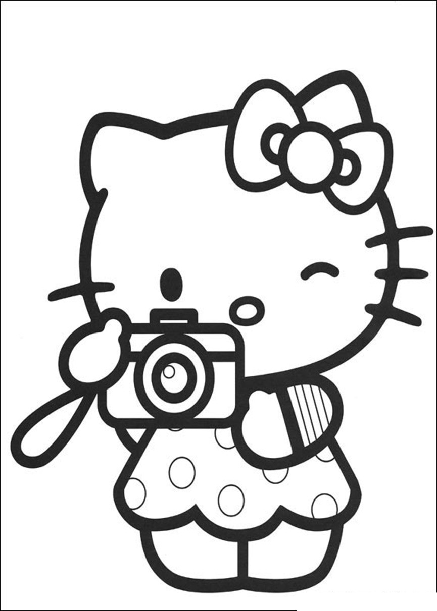 Malvorlagen Hello Kitty Frisch Ausmalbilder Hello Kitty 1 939 Malvorlage Hello Kitty Ausmalbilder Bilder