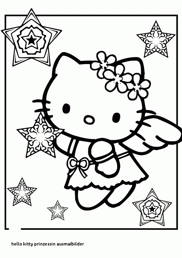 Malvorlagen Hello Kitty Inspirierend Hello Kitty Prinzessin Ausmalbilder Hello Kitty Malvorlagen Zum Galerie