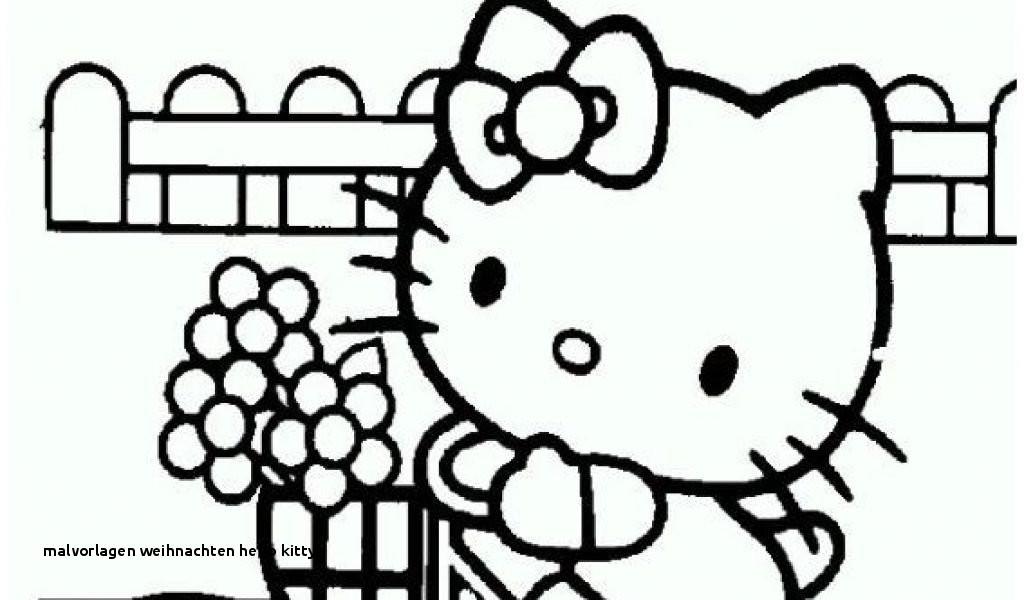 Malvorlagen Hello Kitty Neu Malvorlagen Weihnachten Hello Kitty Bild