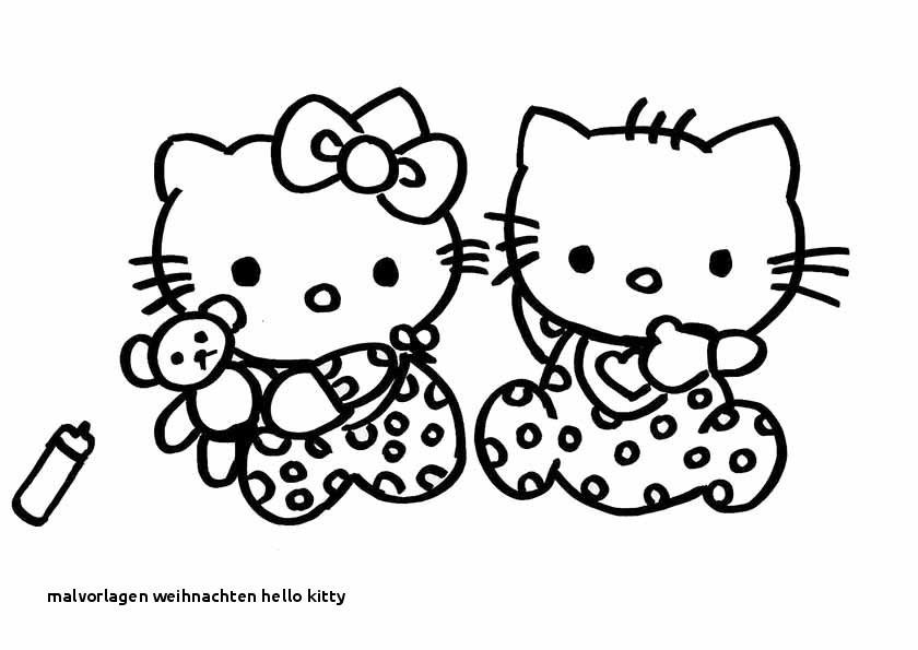 Malvorlagen Hello Kitty Neu Malvorlagen Weihnachten Hello Kitty Sammlung