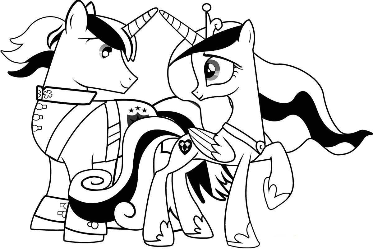 Malvorlagen My Little Pony Frisch My Little Pony Coloring Pages Lovely Schön Ausmalbilder My Little Bilder