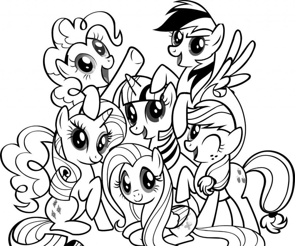 Malvorlagen My Little Pony Genial My Little Pony Coloring Pages Lovely Schön Ausmalbilder My Little Bild