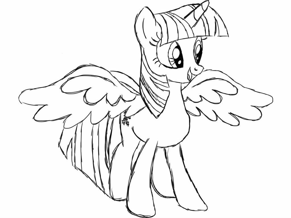 Malvorlagen My Little Pony Inspirierend Twilight Sparkle Coloring Page Best Schön Ausmalbilder My Little Fotos