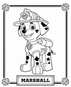 Malvorlagen Paw Patrol Frisch Ausmalbilder Paw Patrol Zum Ausdrucken Malvorlagen Für Kinder Stock