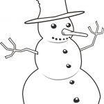 Malvorlagen Weihnachten Schneemann Neu Winter Schneemann Bilder Blendend 40 Ausmalbilder Weihnachten Bild