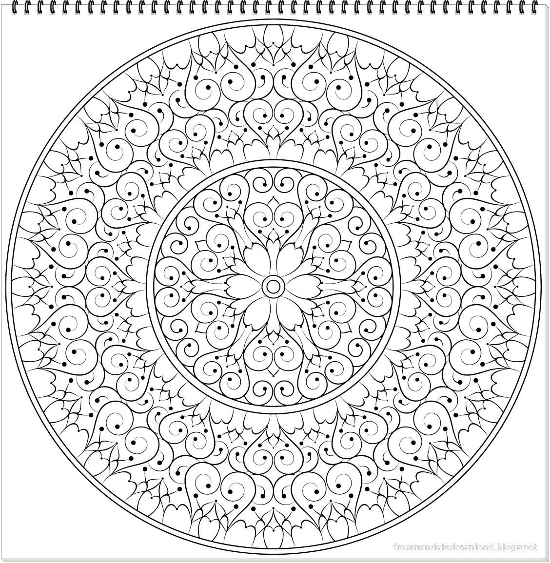 Mandala Für Erwachsene Zum Ausdrucken Kostenlos Neu 100 Schöne Ausmalbilder Für Erwachsene Bilder Ideen Bilder