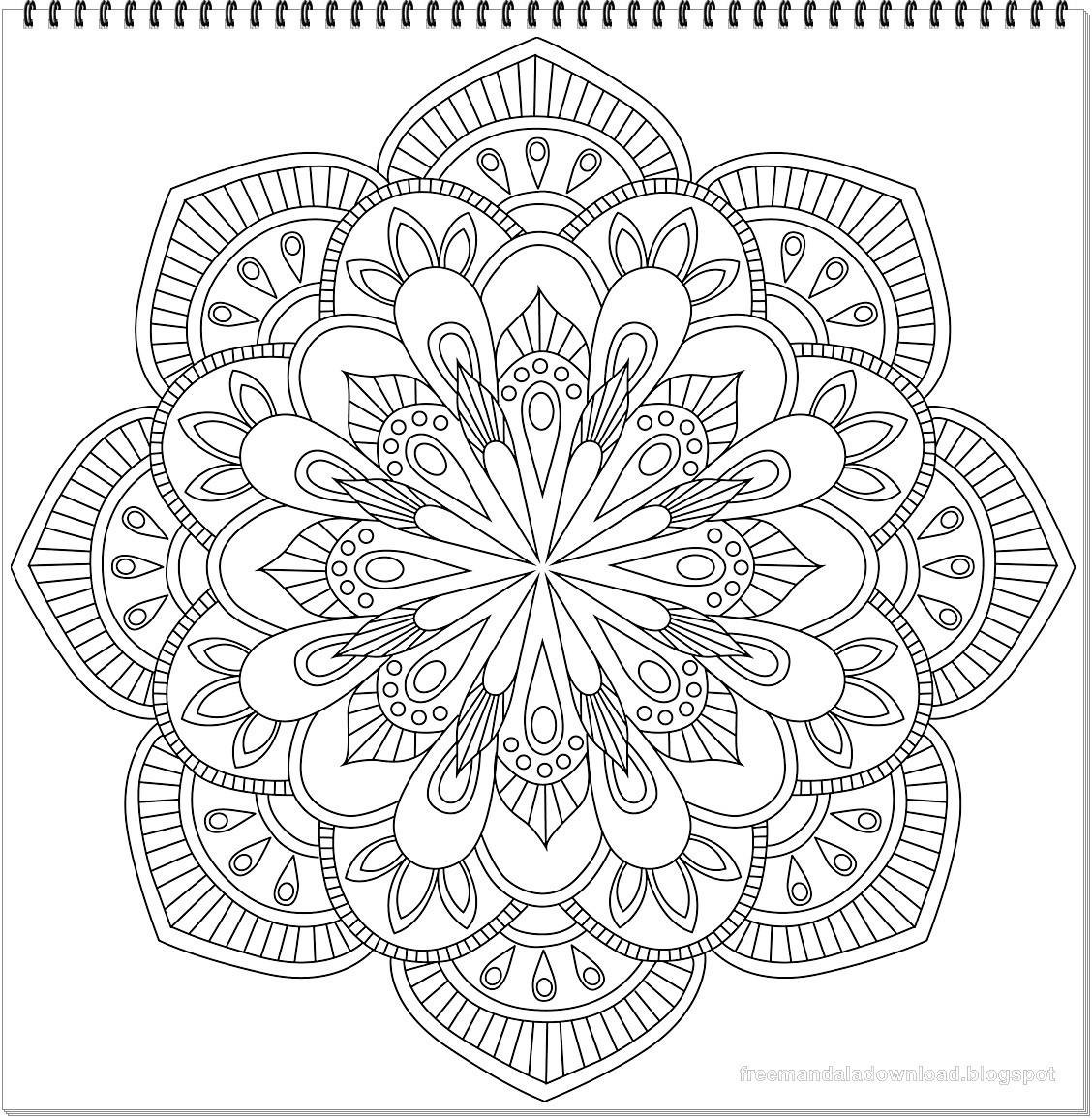 Mandala Für Erwachsene Zum Ausdrucken Kostenlos Neu 100 Schöne Ausmalbilder Für Erwachsene Bilder Ideen Fotos