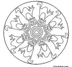 Mandala Herbst Zum Ausdrucken Frisch 64 Besten Mandala Bilder Auf Pinterest Bild