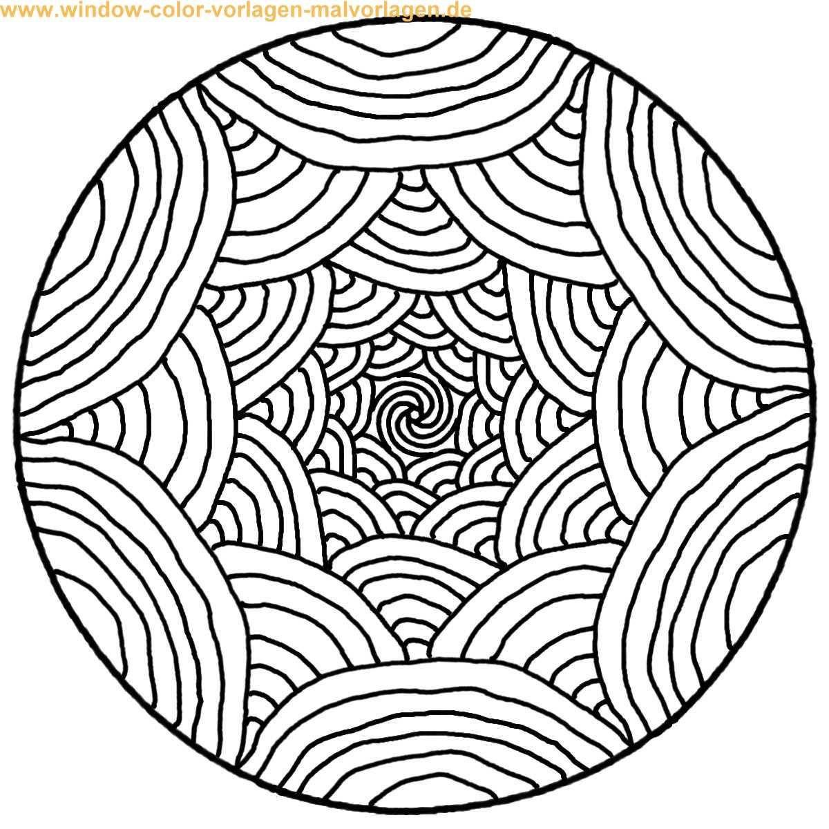 Mandala Herbst Zum Ausdrucken Genial Mandalas to Print and Color Malvorlage Ausmalbild Fotos