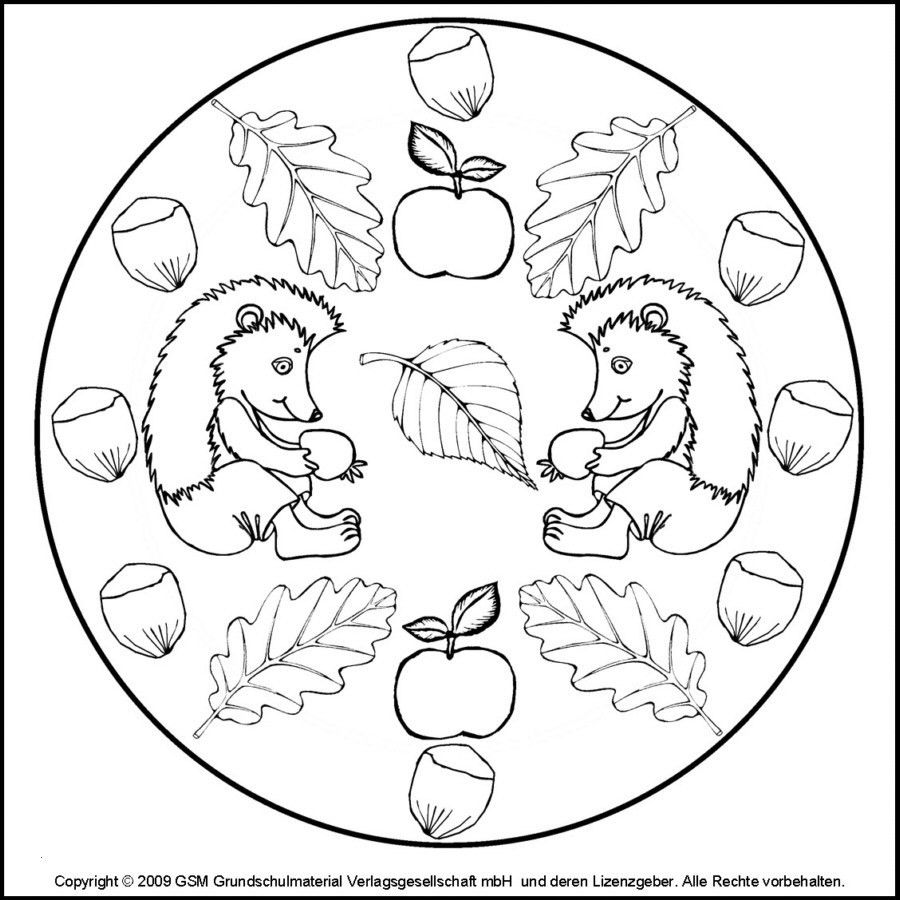 Mandala Herbst Zum Ausdrucken Inspirierend Ausmalbilder Mandala Herbst Schön Coloring Page Inspirierend Sammlung