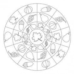 Mandala Herbst Zum Ausdrucken Neu 64 Besten Mandala Bilder Auf Pinterest Bilder