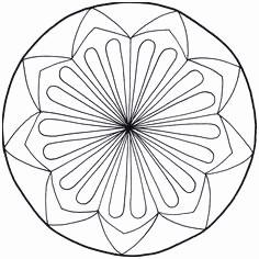 Mandala Zum Ausdrucken Erwachsene Das Beste Von Blumen Bilder Zum Ausdrucken Inspirierend Die Erstaunliche Mandala Stock