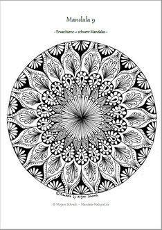 Mandala Zum Ausdrucken Erwachsene Frisch 199 Besten Mandalas Zum Ausdrucken Für Kinder Erwachsene Bilder Fotos