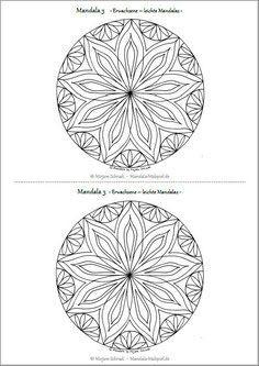 Mandala Zum Ausdrucken Erwachsene Frisch 199 Besten Mandalas Zum Ausdrucken Für Kinder Erwachsene Bilder Galerie