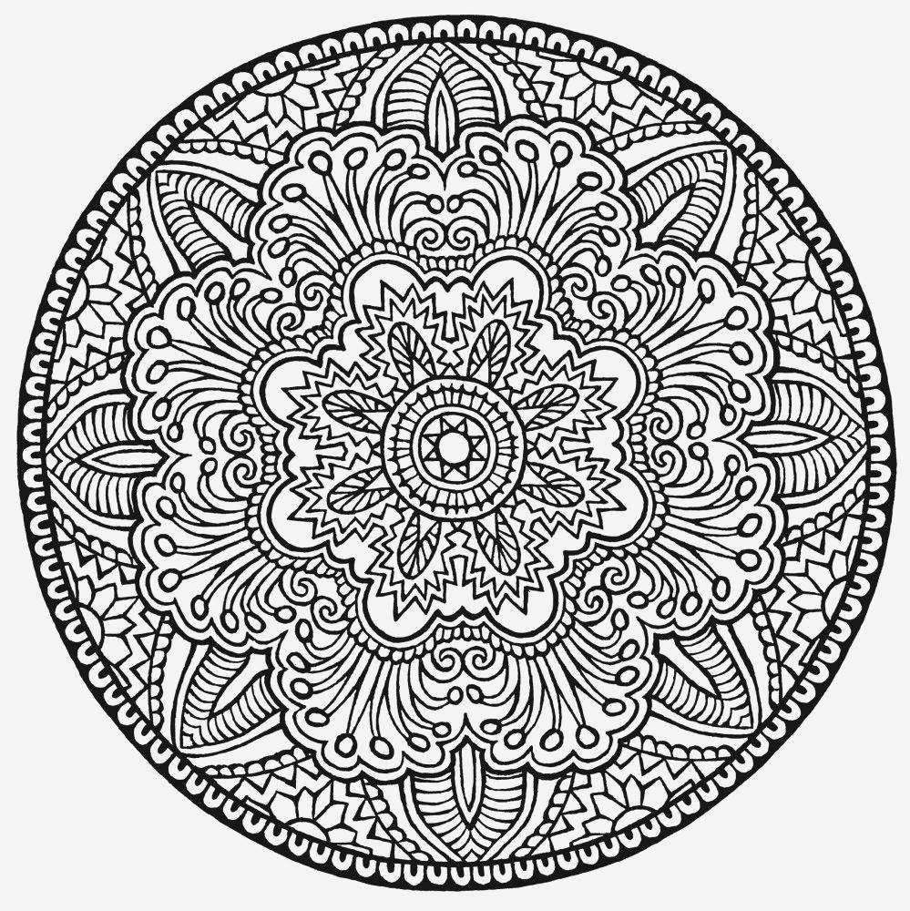 Mandala Zum Ausdrucken Erwachsene Frisch Spannende Coloring Bilder Malvorlagen Mandalas Für Erwachsene Bilder
