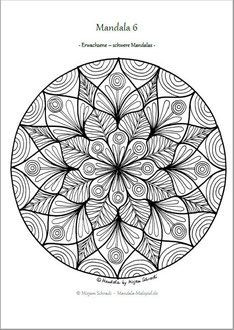 Mandala Zum Ausdrucken Erwachsene Genial 199 Besten Mandalas Zum Ausdrucken Für Kinder Erwachsene Bilder Fotos