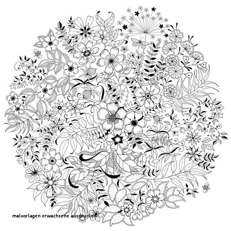 Mandala Zum Ausdrucken Erwachsene Inspirierend 10 Best Mandalas Zum Ausdrucken tolle Blumen Mandala Vorlage Zum Bild